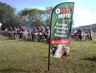 Bandeira Fellmoto - modelo Asa