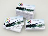 Cartões de PVC